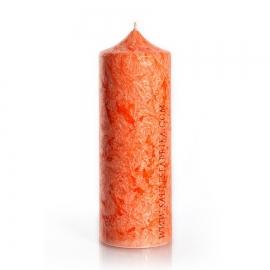 Pillar 195. Orange