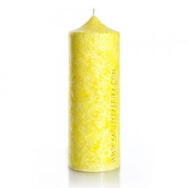 Pillar 195. Yellow