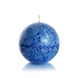 Sphere. Dark blue