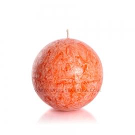 Sphere. Orange