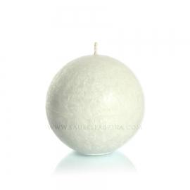 Sphère. Blanc