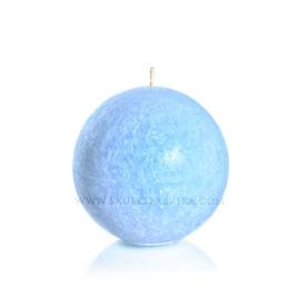 Sphère. Bleu clair