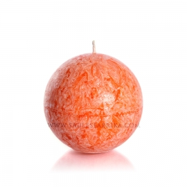 Sphère. Orange