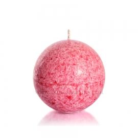 Sphère. Rose