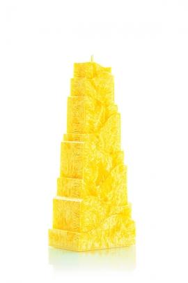 Волна. Цвет желтый